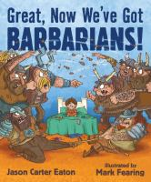 Cover image for Great, now we've got barbarians!
