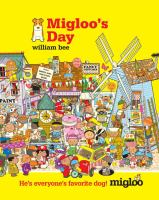 Imagen de portada para Migloo's day : a search-and-find story book