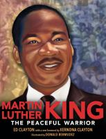 Cover image for Martin Luther King : the peaceful warrior