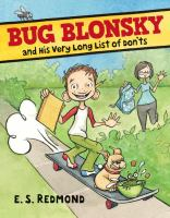 Cover image for Bug Blonsky and his very long list of don'ts