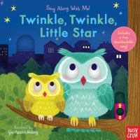 Cover image for Twinkle, twinkle, little star [board books]