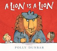 Cover image for A lion is a lion