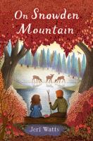 Cover image for On Snowden Mountain