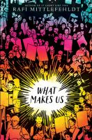 Cover image for What makes us