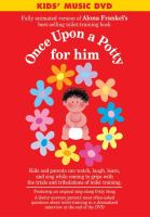 Cover image for Once upon a potty for him