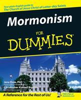 Cover image for Mormonism for dummies