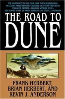 Cover image for The road to Dune : Dune series