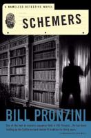 Cover image for Schemers. bk. 33 : Nameless Detective series