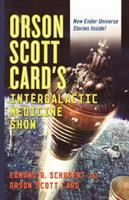 Cover image for Orson Scott Card's InterGalactic medicine show