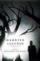 Cover image for Haunted legends