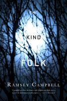Cover image for The kind folk