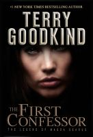 Cover image for The first confessor : Sword of truth series prequel