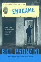 Cover image for Endgame. bk 40 : Nameless Detective series