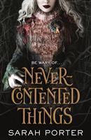 Cover image for Never-contented things