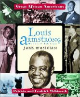 Cover image for Louis Armstrong : jazz musician
