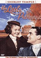 Cover image for The little princess (Shirley Temple version)