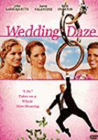 Cover image for Wedding daze (John Larroquette)