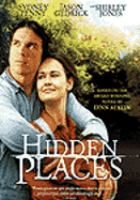 Cover image for Hidden places