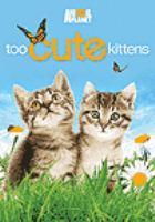 Imagen de portada para Too cute kittens