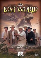 Cover image for The lost world [videorecording DVD] (Bob Hoskins version)
