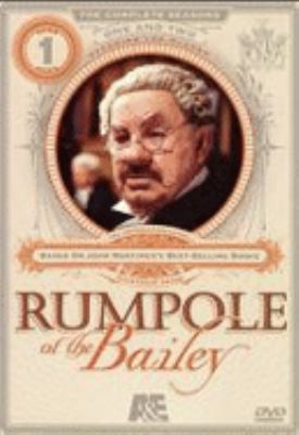 Imagen de portada para Rumpole of the Bailey. Set 1 : Seasons 1 & 2, Vol. 2 [videorecording DVD]