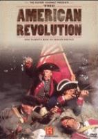 Cover image for The American revolution. Disc 1 one nation's rise to independence