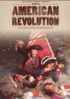 Cover image for The American revolution. Disc 5 one nation's rise to independence