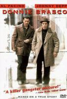 Cover image for Donnie Brasco