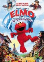 Cover image for Elmo in Grouchland