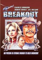Cover image for Breakout [videorecording DVD]