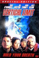 Cover image for Vertical limit