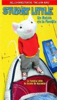 Imagen de portada para Stuart Little (Spanish version).