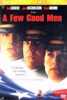 Cover image for A few good men
