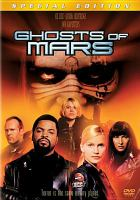 Cover image for John Carpenter's ghosts of Mars