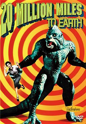 Cover image for 20 million miles to earth