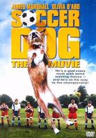 Cover image for Soccer dog the movie