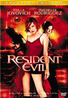 Cover image for Resident evil