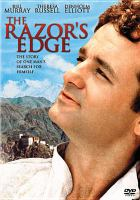 Cover image for The razor's edge