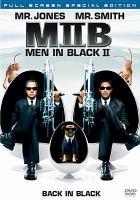 Cover image for MIIB Men in black II