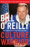 Cover image for Culture warrior