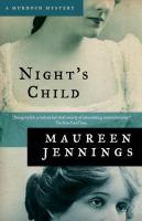 Imagen de portada para Night's child. bk. 5 : Murdoch mysteries series