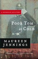 Imagen de portada para Poor Tom is cold. bk. 3 : Murdoch mysteries series