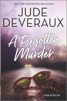 Imagen de portada para A forgotten murder. bk. 3 : Medlar mystery series
