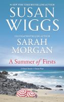 Cover image for A summer of firsts