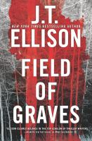 Cover image for Field of graves. bk. 8 : Taylor Jackson series