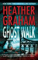 Cover image for Ghost walk. bk. 2 : Harrison Investigation series