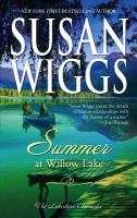 Cover image for Summer at Willow Lake. bk. 1 : The Lakeshore chronicles