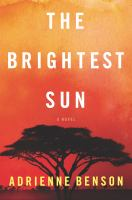 Cover image for The brightest sun