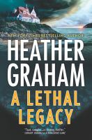 Cover image for A lethal legacy. bk. 4 : New York confidential series