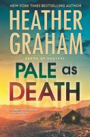 Cover image for Pale as death. bk. 25 : Krewe of hunters series